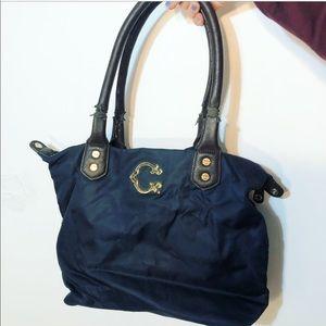 C.Wonder Navy Blue Tote Bag